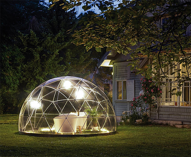 garden igloo. Black Bedroom Furniture Sets. Home Design Ideas