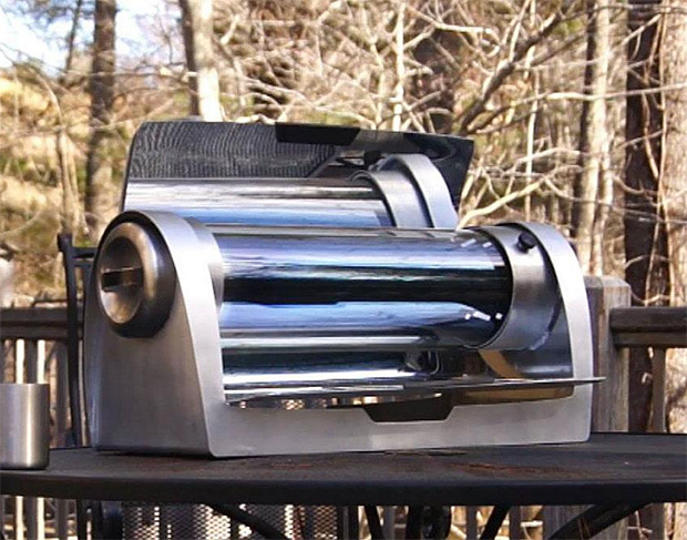 GoSun Solar Grill at werd.com