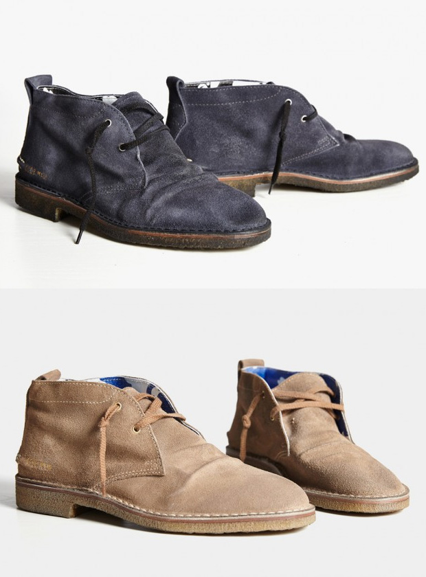 Golden Goose for James Perse Maui Chukka Boots at werd.com