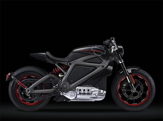 Harley-Davidson LiveWire Electric Motorcycle at werd.com