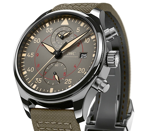 IWC Schaffhausen Mark XVIII Top Gun Miramar at werd.com