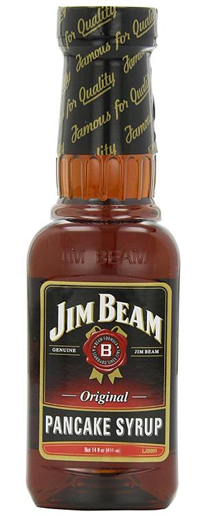 Jim Beam Pancake Syrup at werd.com