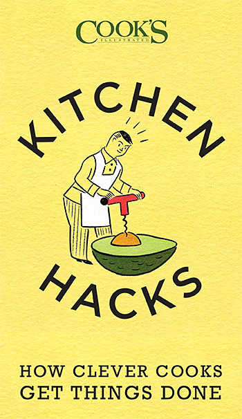 Kitchen Hacks: How Clever Cooks Get Things Done at werd.com