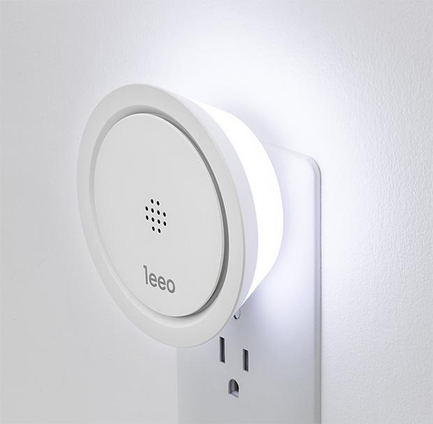 Leeo Smart Alert at werd.com