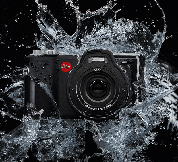 Leica X-U at werd.com