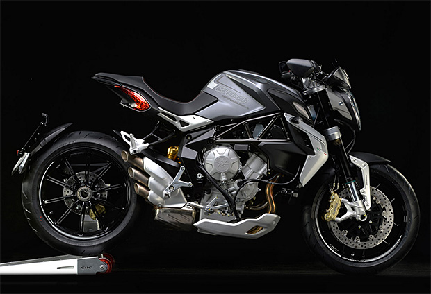 MV Agusta Brutale 800 Dragster at werd.com