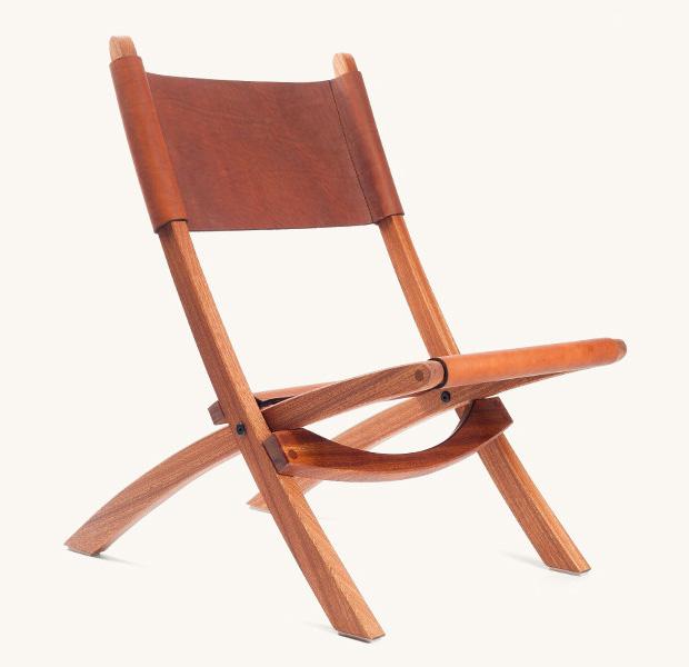 Nokori Folding Chair at werd.com