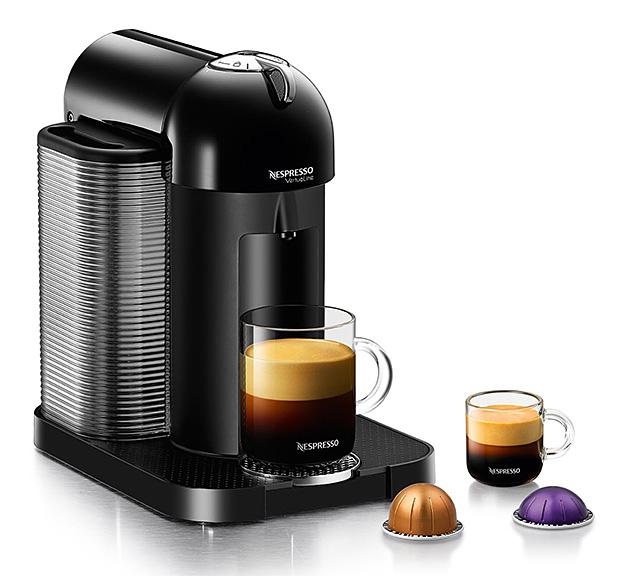 Nespresso VertuoLine at werd.com