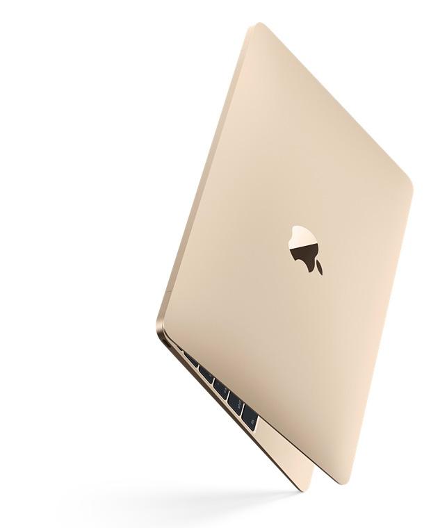 New MacBook at werd.com