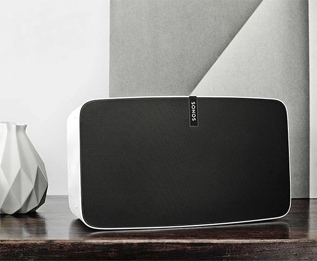New Sonos Play:5 at werd.com