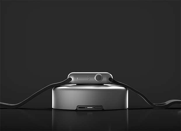 Nomad Pod for Apple Watch at werd.com