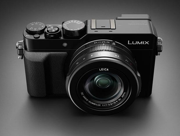 Panasonic Lumix LX100 at werd.com