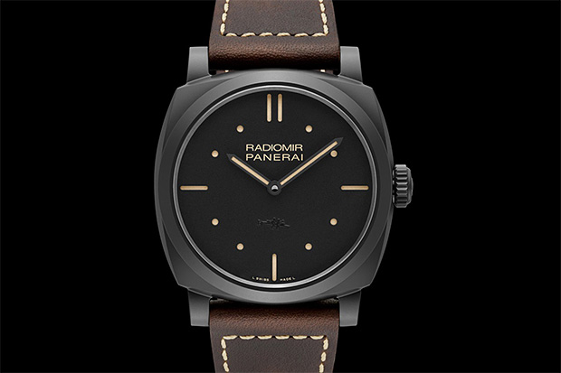 Panerai Radiomir 1940 3 Days Ceramica at werd.com