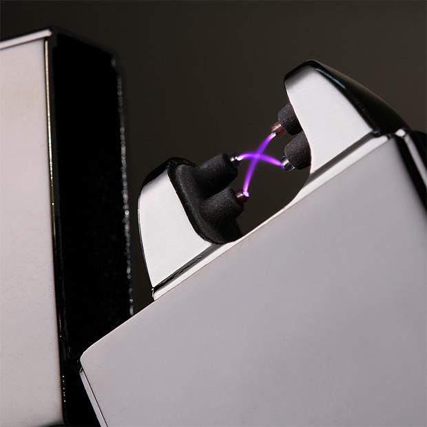 Plazmatic X Dual Beam Lighter at werd.com