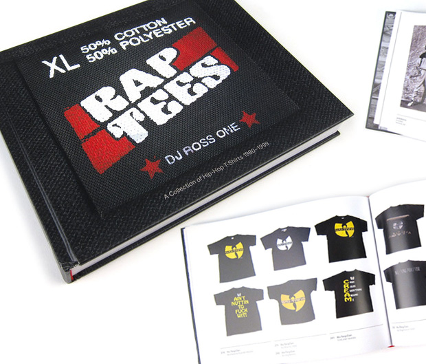 Rap Tees: A Collection of Hip-Hop T-Shirts at werd.com