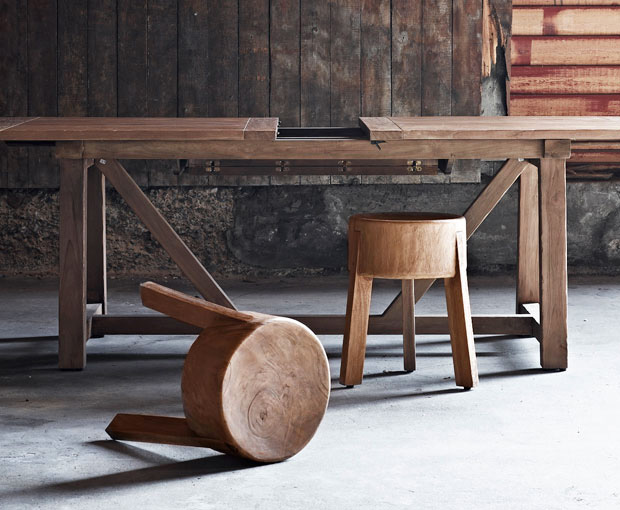 Roger Stool by Sika-Design at werd.com