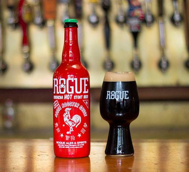 Rogue Sriracha Hot Stout Beer at werd.com