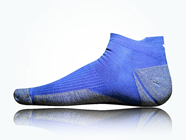 SilverAir Socks at werd.com