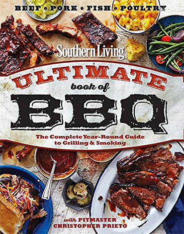 Southern Living Ultimate Book of BBQ at werd.com