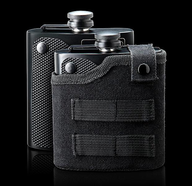 TGX Tactical Flask at werd.com