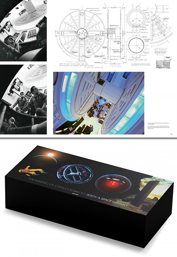 The Making of Stanley Kubrick's 2001: A Space Odyssey at werd.com