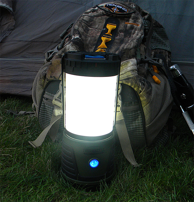 Thermacell Repellent Camp Lantern at werd.com