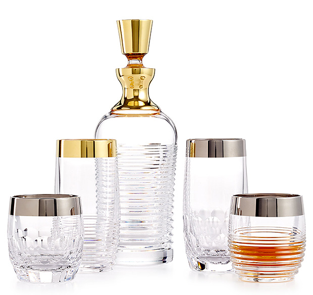 Waterford Mixology Collection – Mad Men Edition at werd.com