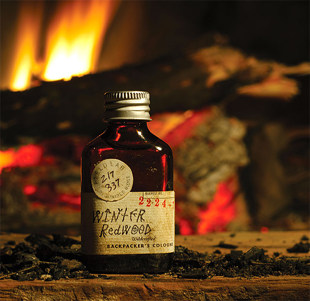 Winter Redwood Backpacker's Cologne at werd.com