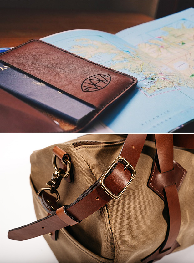 Wolf Hill Leather Goods at werd.com