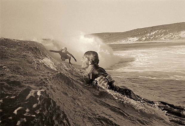 A Golden Age: Surfing's Revolutionary 1960s and '70s at werd.com
