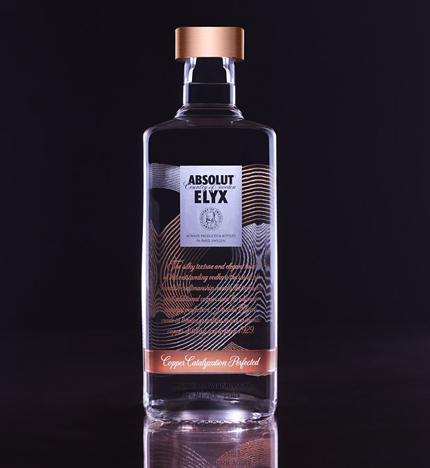Absolut Elyx at werd.com
