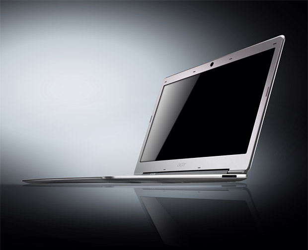Acer Aspire S3 Ultrabook at werd.com