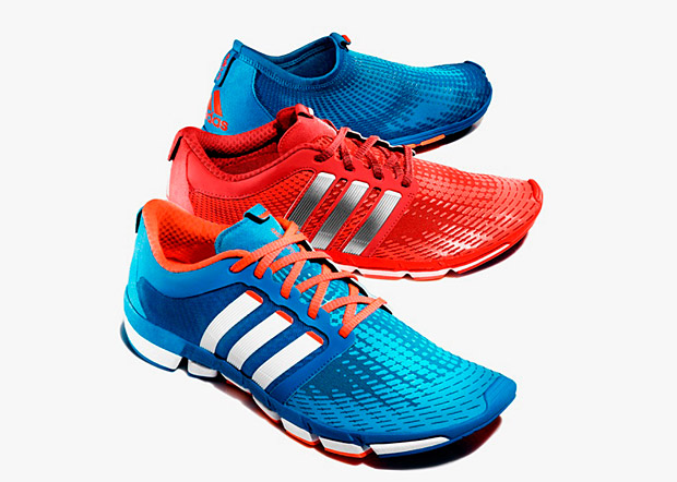 adidas adiPure Natural Running Collection at werd.com