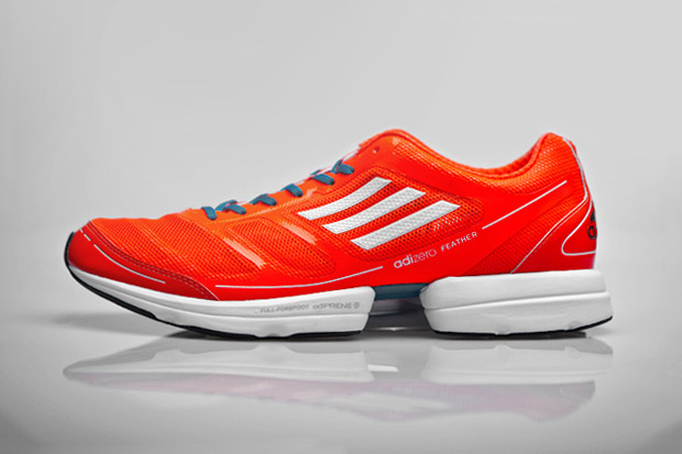 Adidas Running: adizero Feather at werd.com