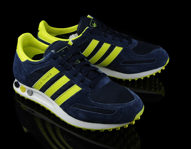 Adidas Originals LA Trainers at werd.com