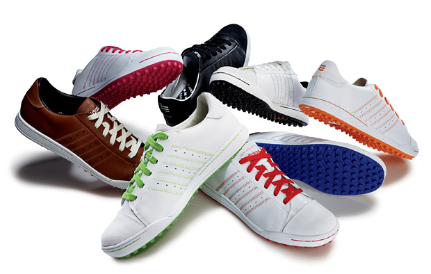 Adidas Street Golf Shoes at werd.com