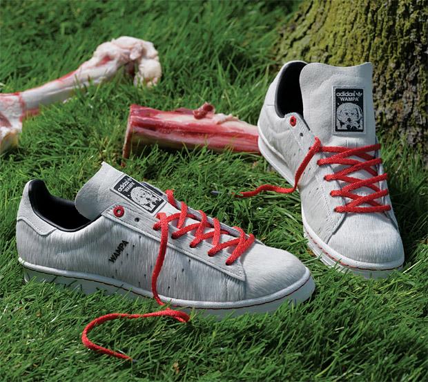 Adidas Wampa Shoe at werd.com