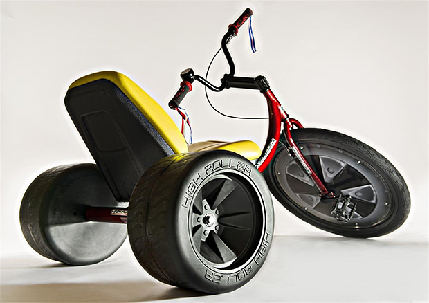 Adult Size Big Wheel at werd.com