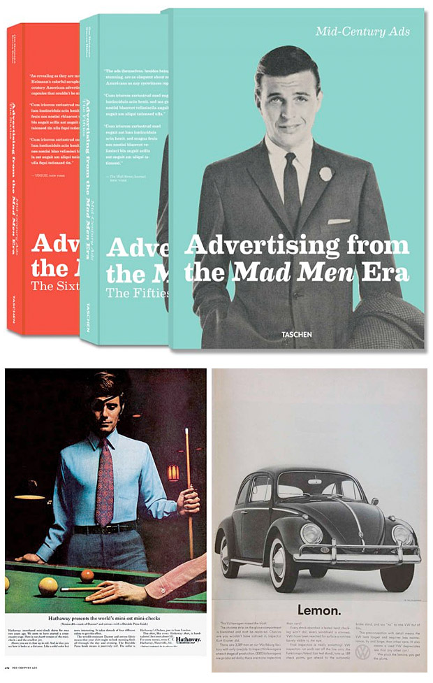 Mid-Century Ads: Advertising from the Mad Men Era at werd.com