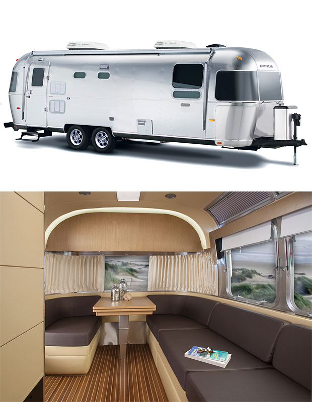 Airstream Land Yacht at werd.com