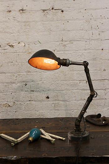 Ajusco Desk Lamp at werd.com