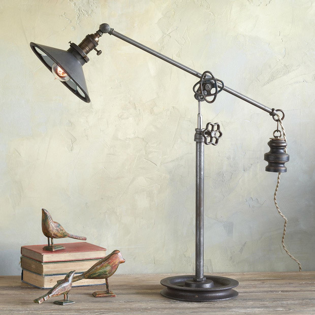 Alchemy Table Lamp at werd.com