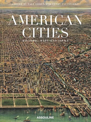 American Cities: Historic Maps And Views at werd.com