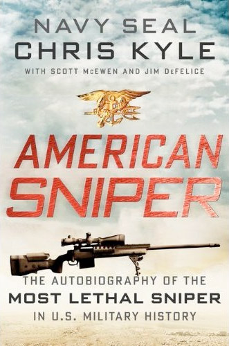 American Sniper: The Autobiography of the Most Lethal Sniper in U.S. Military History at werd.com