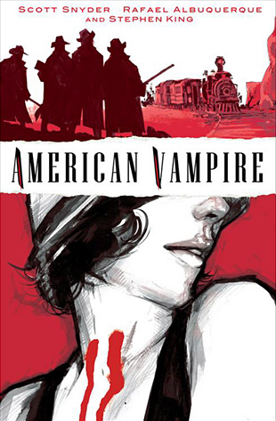American Vampire, Vol.1 at werd.com