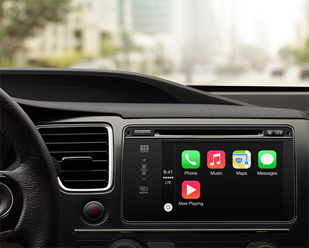 Apple CarPlay at werd.com