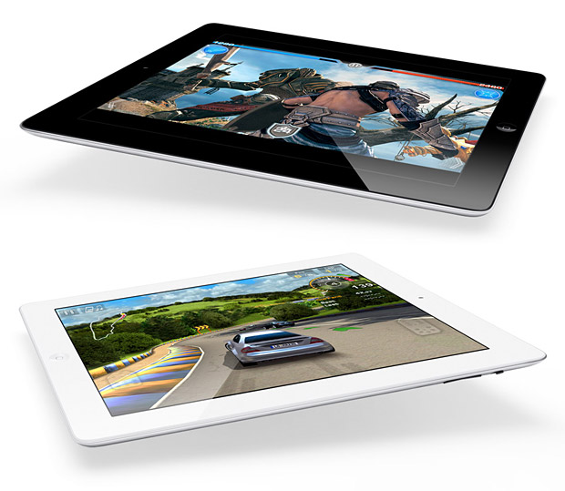 Apple iPad 2 at werd.com