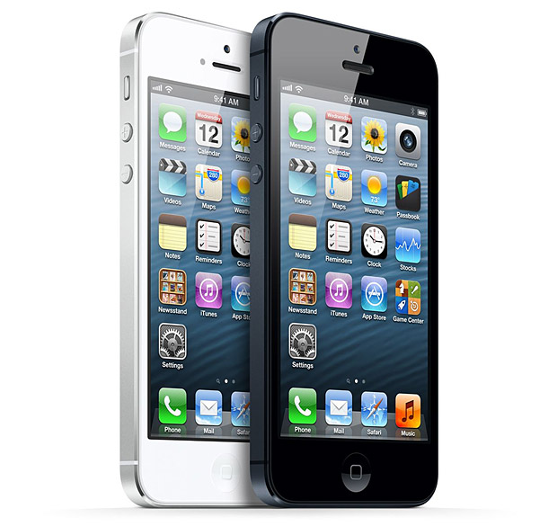 Apple iPhone 5 at werd.com