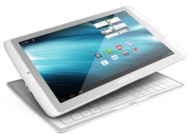 ARCHOS 101 XS Tablet at werd.com