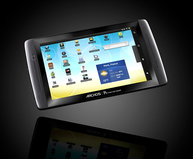 Archos 70 Tablet at werd.com